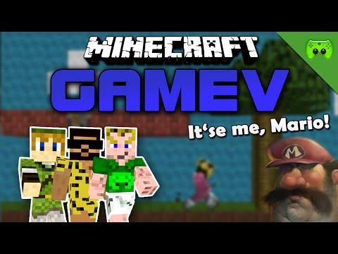 MINECRAFT Adventure Map # 6 - Game V «» Let's Play Minecraft Together   HD