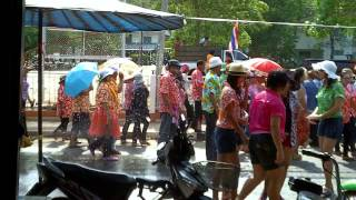 Bo Phloi (Kanchanaburi) Thailand  city photo : Songkran Bo Phloi 2013 . Part 1