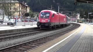 """Bockstein Austria  city photo : Austria Tour #8 Tauern Bahnverkehr – """"Vectron's heissen mich am Tauern willkommen"""""""