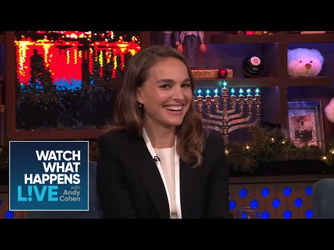 Natalie Portman's Honest Opinion Of Jar Jar Binks | WWHL