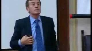 OSMAN PAMUKOĞLU konferans istanbul universitesi bolum 6