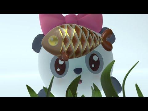 Малышарики - Новые серии - Окошко (Серия 104) Развивающие мультики для самых маленьких (видео)