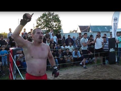 БАЙКЕР в Боях Без Правил  Мега Бой  - DomaVideo.Ru