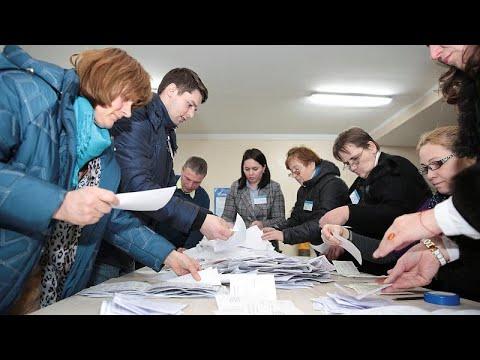 Μολδαβία: Διχασμένη χώρα δείχνουν τα αποτελέσματα των εκλογών…