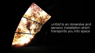 unfold Exhibition Trailer