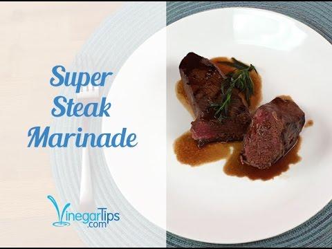 Super Steak Marinade