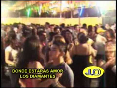 Los Diamantes Del Ecuador - Donde Estaras Amor