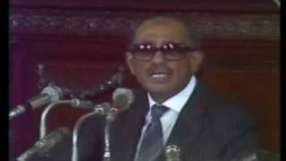 الخطاب الأخير للرئيس أنور السادات في مجلس الشعب كاملا 7