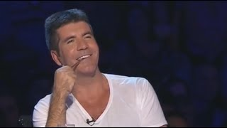 Best 20 X Factor Auditions of All Time HD