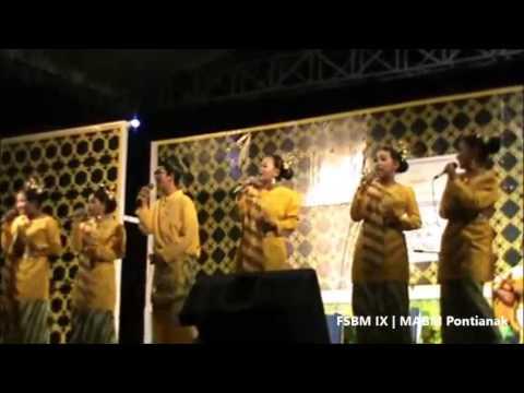 Vokal Grup Kota Pontianak - Ae' Kapuas