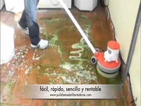 Maquina abrillantadora de suelos videos videos relacionados con maquina abrillantadora de suelos - Maquina pulidora suelos ...