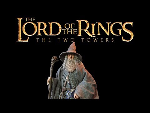 LOTR: The Two Towers (Gandalf - GBA) - The Grey Wizard! (1)