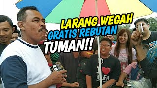 Video Au.. Au.. Di Kasih Juga Mau Lu | Pasar Legi Bonyokan | Pak Cemplon | Pedagang Lucu | Klaten | MP3, 3GP, MP4, WEBM, AVI, FLV April 2019
