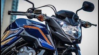 2. Honda CB500 F - 2018 - Precio - Caracteristicas - Top Speed
