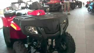 4. 2010 POLARIS SPORTSMAN 300 4X4