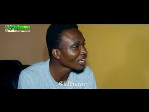 Naijas Craziest Comedy || MATERIAL THINGS