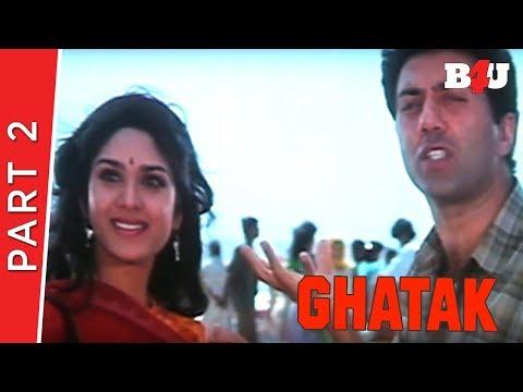 Ghatak | Part 2 | Sunny Deol, Meenakshi Seshadri, Danny Denzongpa | B4U Mini Theatre