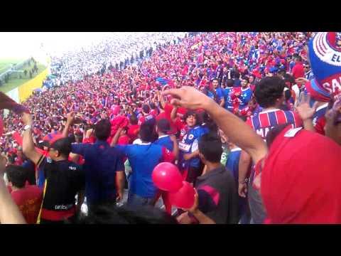 Turba roja vamos, vamos tigrillos!!! - Turba Roja - Deportivo FAS