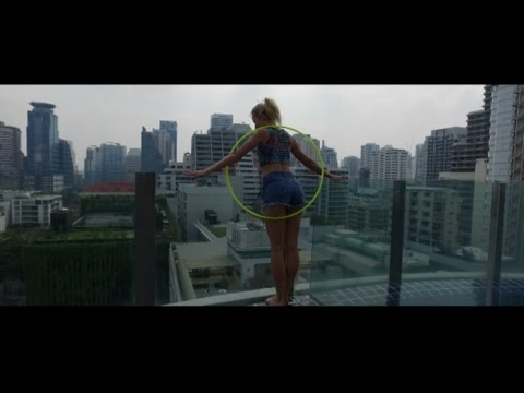 Hoopdance Fantasy | Miss Mo'Jangles In Asia