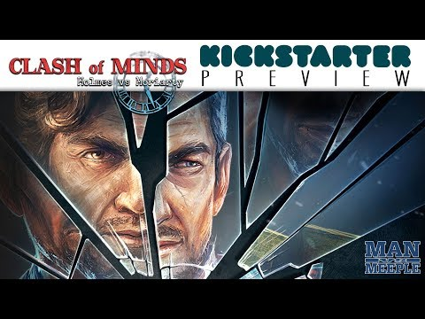 Clash of Minds: Holmes vs Moriarty