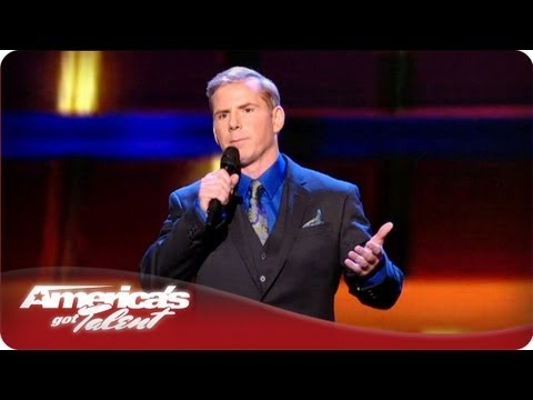 On Demand Comedy With Tom Cotter - America's Got Talent Semifinals