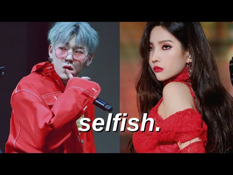 soyeon vs zico: the problem with idol producers