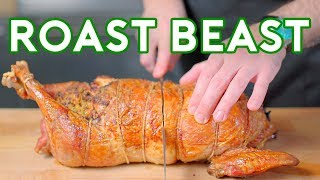 Binging with Babish: Roast Beast from How The Grinch Stole Christmas