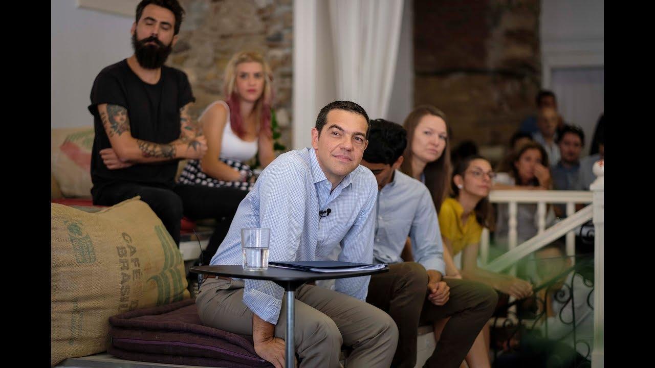 Επίσκεψη στο Impact Hub Athens