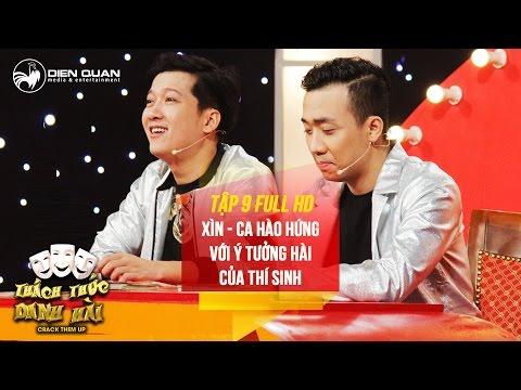 Thách thức danh hài mùa 3 tập 9 full 28/12/2016
