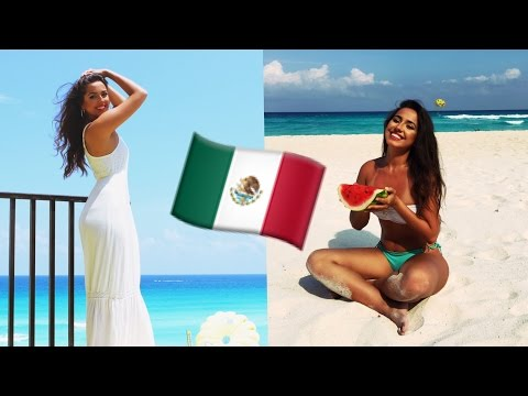 Cancun Vlog 2016 | Travel With Me!