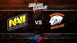 Na'Vi vs Virtus.Pro, game 1