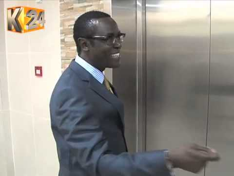 Political Scientist Mutahi Ngunyi presents himself before NCIC over hate speech claims