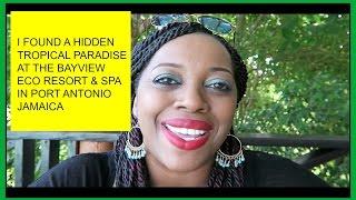 Port Antonio Jamaica  City pictures : PORT ANTONIO, JAMAICA (BAY VIEW ECO RESORT & SPA)