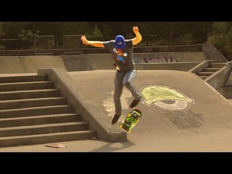 Valdosta, GA Skatepark (HD)