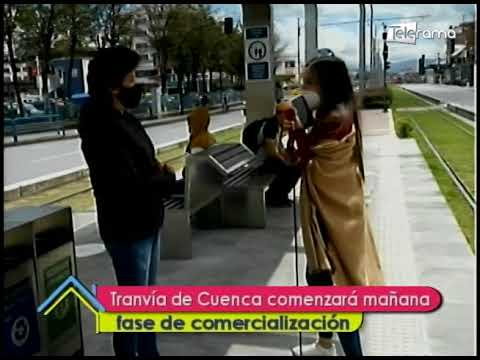 Tranvía de Cuenca comenzará mañana fase de comercialización