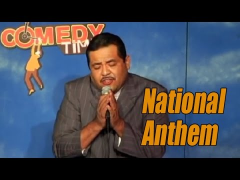 National Anthem - Comedy Time