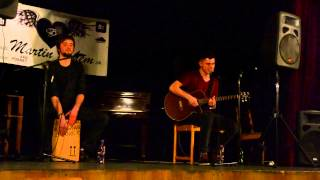 """Video Insight - """"Warriors"""" (Live Acoustic)"""
