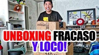 Unboxing fail y risas - humor