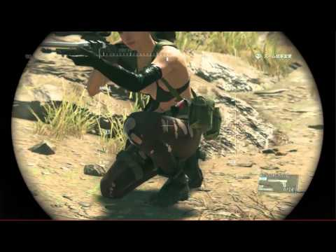 link - Metal Gear Solid 5 The Phantom Pain Gameplay Walkthrough Part 1 TGS 2014 Walkthrough Part 1 lets play Metal Gear Solid 5 The Phantom Pain Trailer TGS 2014 LINK in case you missed it here http://ww...