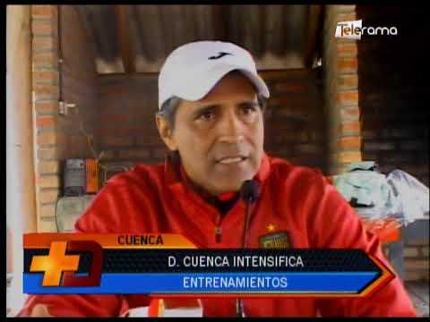 Deportivo Cuenca intensifica entrenamientos