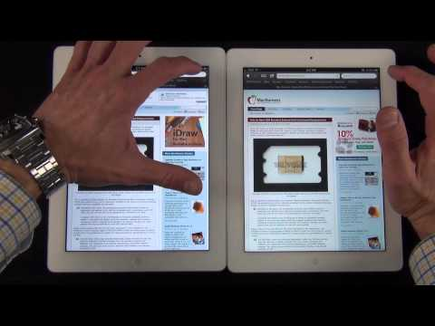 ipad 2 - Comparing the benchmarks and real world performance of the new Apple iPad (3rd gen) vs the iPad 2. Specs: iPad 2 CPU: A5 (1GZ Dual-core) Ram: 512MB New iPad ...