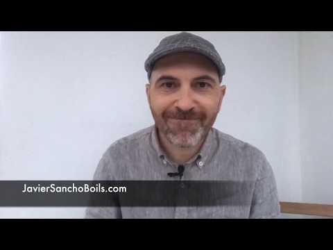 Imagenes para enamorar - Presentación Javier Sancho Experto en fotografía para vender más
