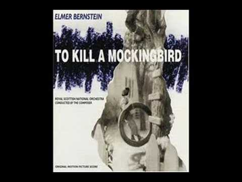 To Kill A Mockingbird - One of my favorite scores ever. Beautiful Americana theme for a great film and a great book; it evokes so many emotions in me that it gives me goosebumps whe...