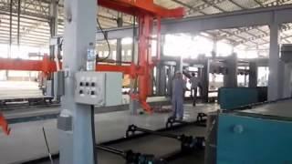 Morbi India  City new picture : AAC Plant India Chamunda Welding Works Morbi Gujrat Machinery