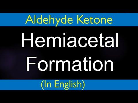 Organische Chemie: Aldehyd-Halbacetalbildung-Problem