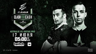 Virtus.pro vs Astralis - ELEAGUE Clash for Cash - map3 - de_mirage [CrystalMay, ceh9]