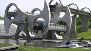 Falkirk United Kingdom  city pictures gallery : Falkirk Wheel, Central Scotland