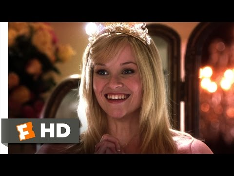 Legally Blonde 2 (4/11) Movie CLIP - I'm Going to Washington! (2003) HD