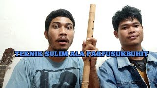 Download Video TEKNIK BERMAIN SERULING VERSI ANAK SAMOSIR (PUSUK BUHIT) MP3 3GP MP4