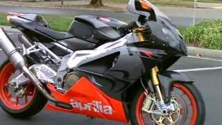 9. Contra Costa Powersports-Used 2008 APRILIA RSV 1000 R V-twin Superbike motorcycle